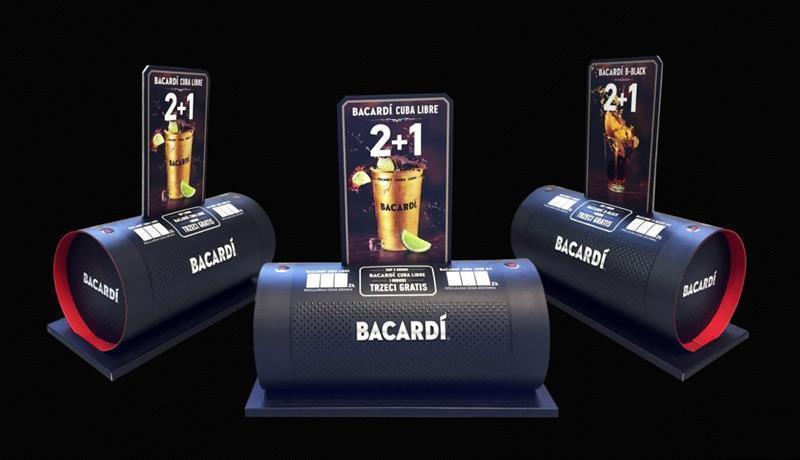 Boombox Bacardi