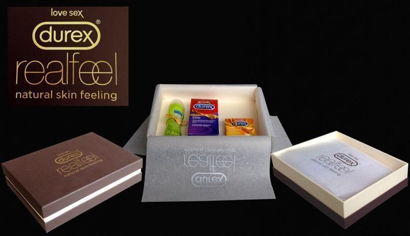 Giftbox Durex