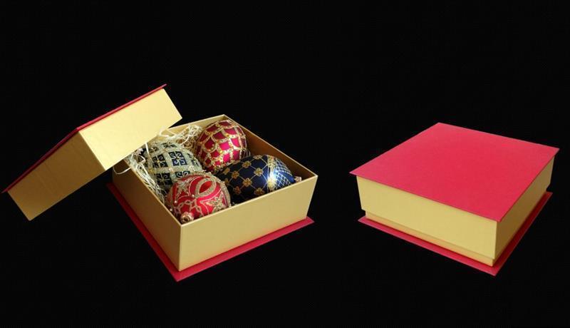 Pudełko na bombki