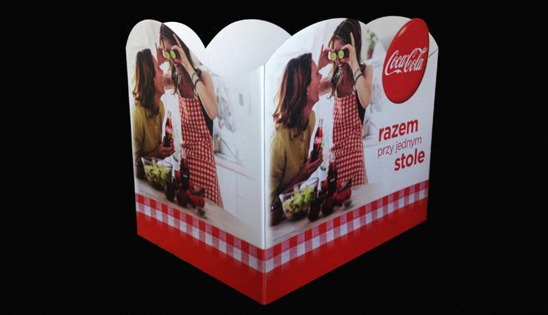 owijka Coca cola