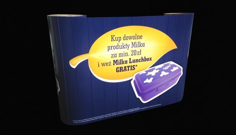 Owijka Milka Lunchbox