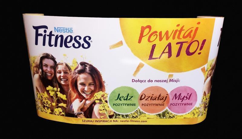 Owijka Nestle Fitness