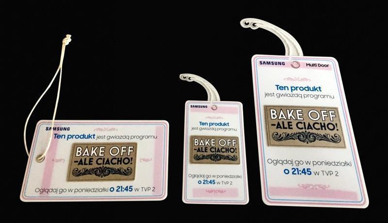 Zapachowe zawieszki Bake Off