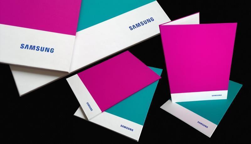Teczka Samsung