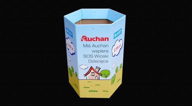 Kosz Auchan